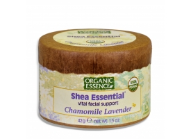 Specialty Butters-Shea Essential Vital Facial Support  (Chamomile Lavender)